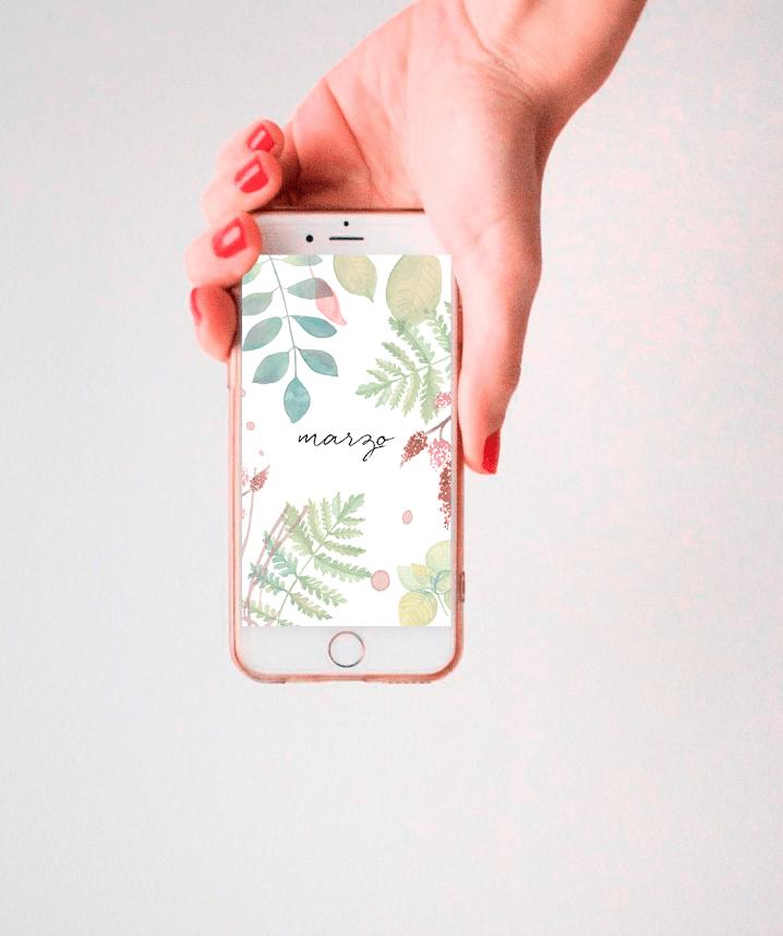 e13ff7cefd2 Te regalo tu nuevo fondo de pantalla gratis para móvil- MARZO 2019 |  Lovestyle Comunicacion